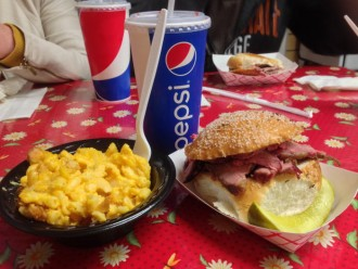 Charlie the Butcher, Beef on Weck, Step Out Buffalo