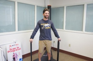 Fit 3D Scanner in Use / Step Out Buffalo