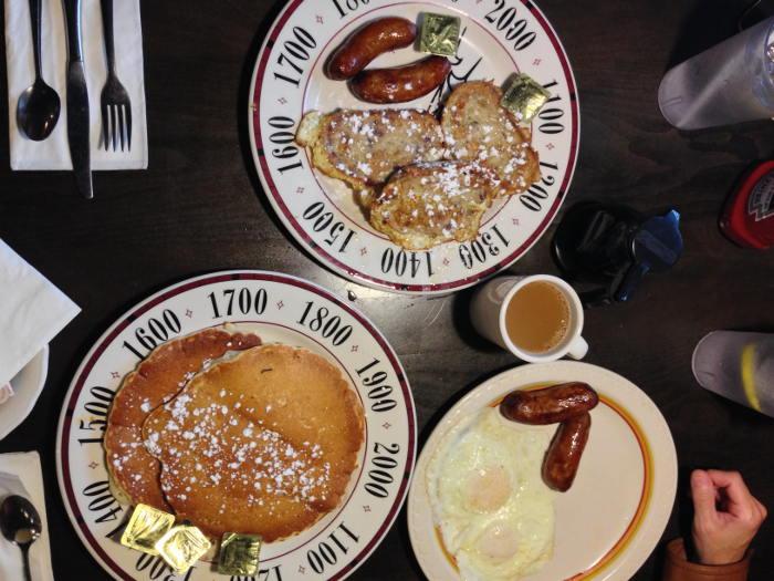 Hillview Restaurant, Step Out Buffalo