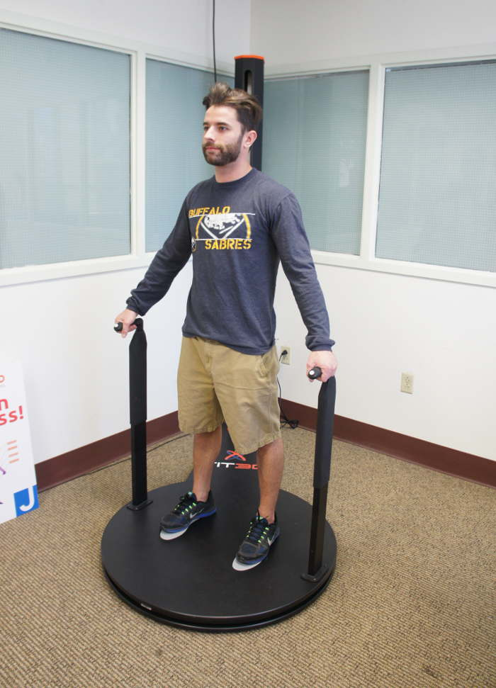 Jewish Community Center, Fit 3d Scanner, Step Out Buffalo
