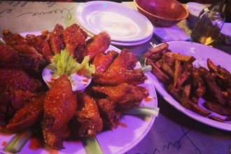 Nine-Eleven Tavern, Wings in Buffalo, Step Out Buffalo