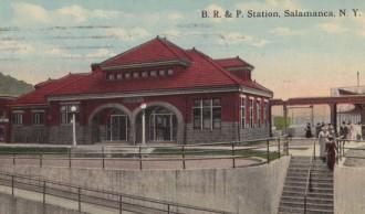 Salamanca Railroad Museum,