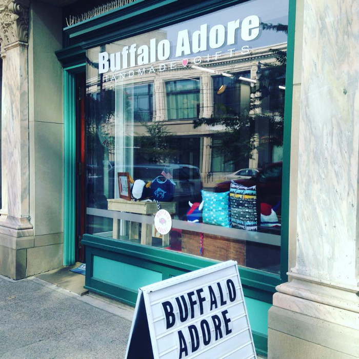 Shop Local Guide, Step Out Buffalo