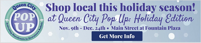 Queen City Pop up Holiday 700x150
