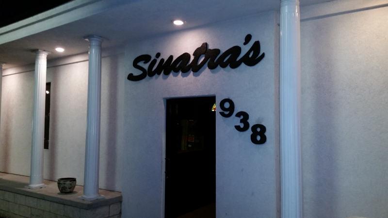Sinatra's_Restaurant, Dining, Buffalo, Italian, front