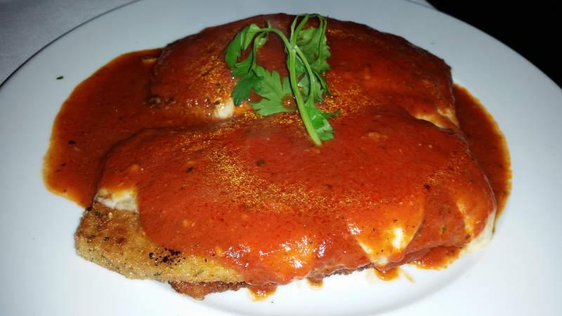 Sinatra's_Restaurant, Dining, Buffalo, Italian, palermo