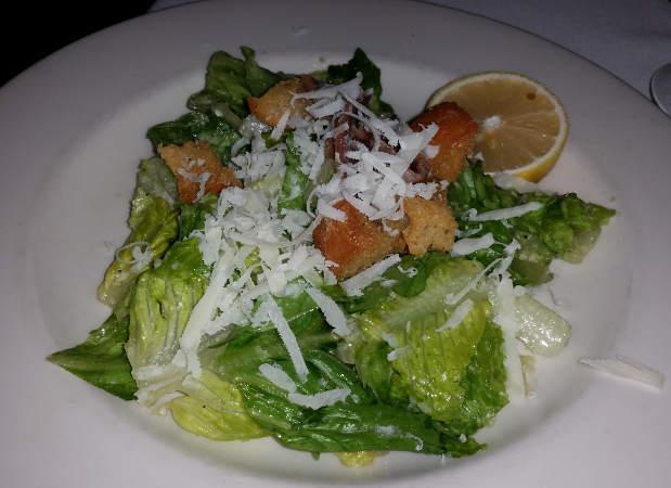 Sinatra's_Restaurant, Dining, Buffalo, Italian, salad