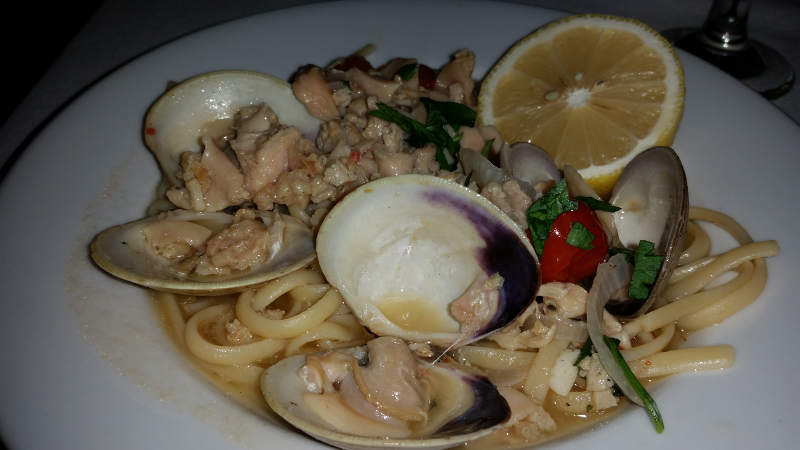 Sinatra's_Restaurant, Dining, Buffalo, Italian, clams