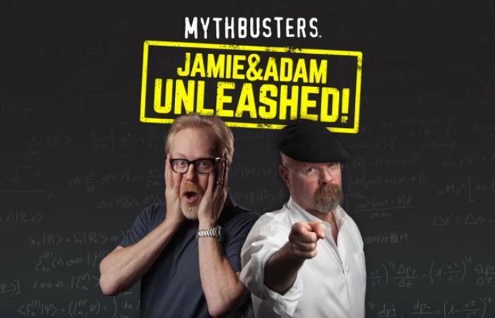 Mythbusters, UB, Step Out Buffalo