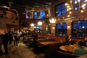 New York Beer Project's tasting room