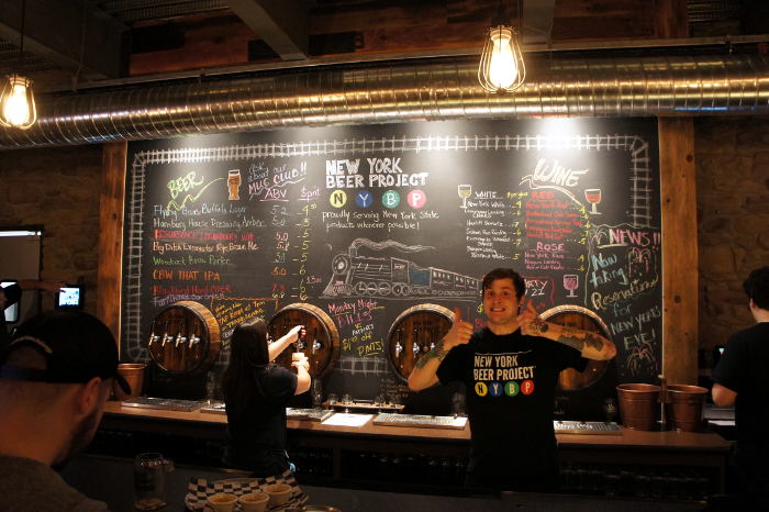 New York Beer Project / Step Out Buffalo