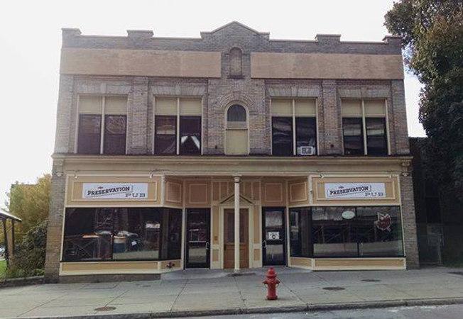 Preservation Pub, Step Out Buffalo