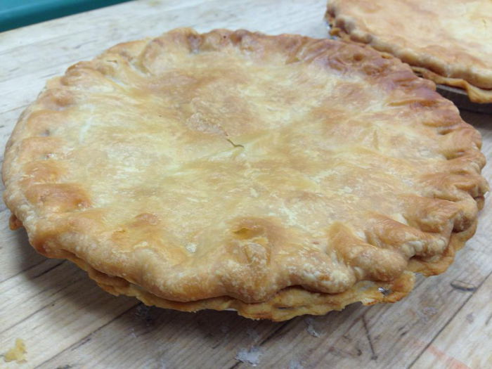 Peach Pie, Sanger Farms, Step Out Buffalo