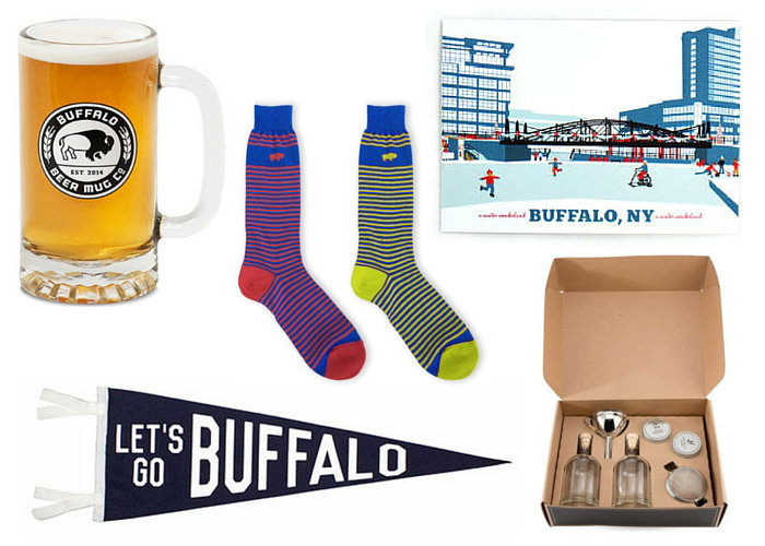 SOB Holiday Gift Guide, Step Out Buffalo