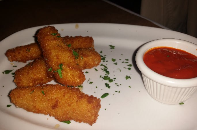 Mess Hall, Lackawanna, Buffalo, restaurant, Manchego Cheese Sticks