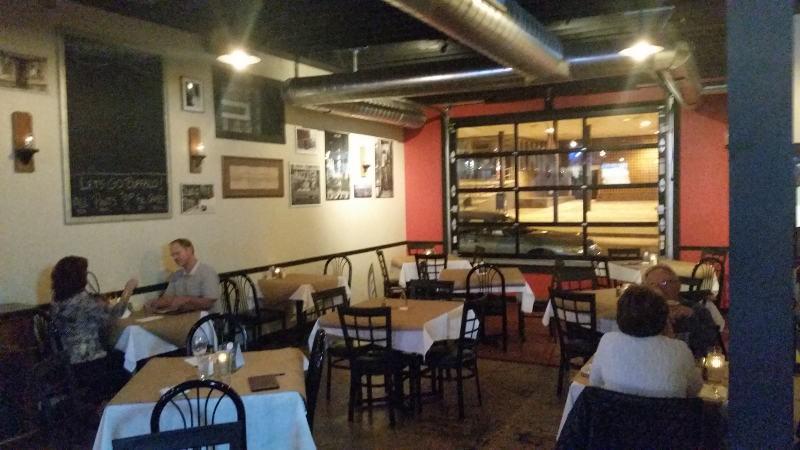 Mess Hall, Lackawanna, Buffalo, restaurant,