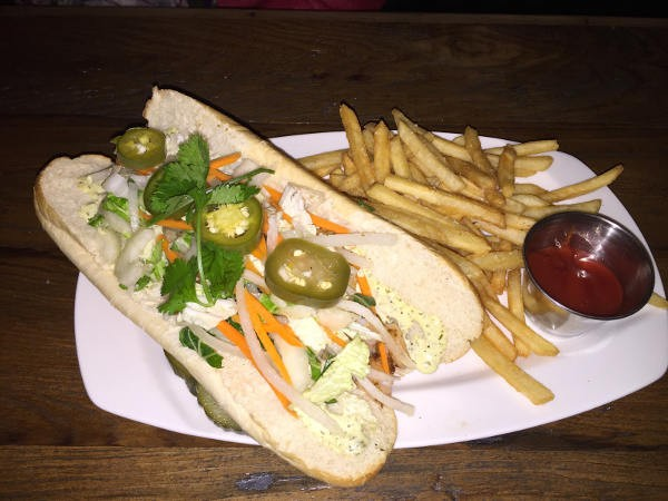 OP-Social- Tap & Grille, Banh mi, Buffalo, orchard park