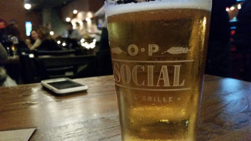 OP Social Tap & Grille, Pizza, Buffalo, orchard park, restaurants