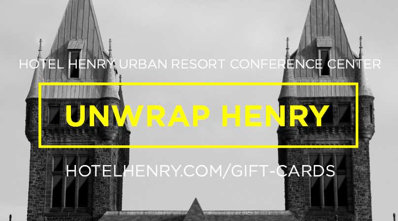 Unwrap Henry Unwrap