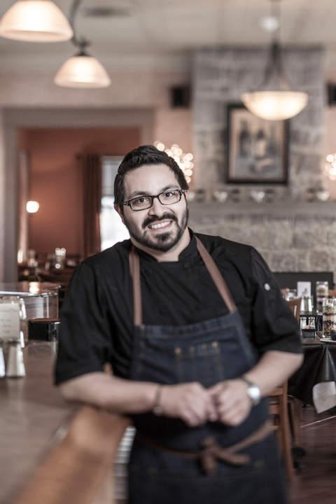Chef Victor Parra Gonzalez