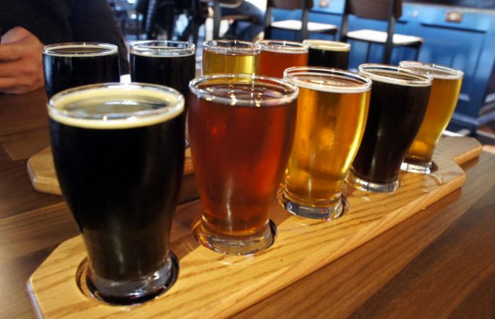 Big Ditch Brewing Co., Step Out Buffalo