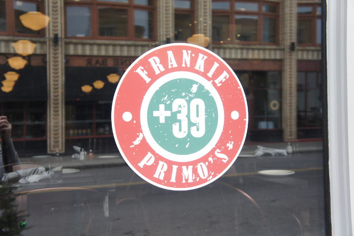 Frankie Primo's +39, Step Out Buffalo