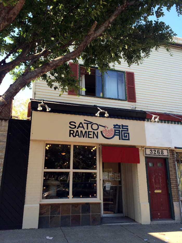 Sato Ramen, Step Out Buffalo