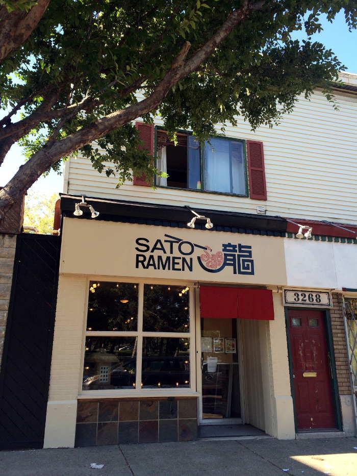 Sato Ramen, Step Out Buffalo