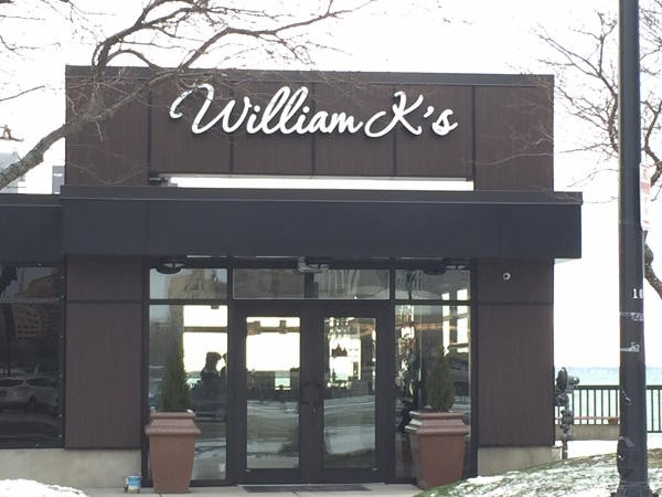 William K's Buffalo restaurant entrance
