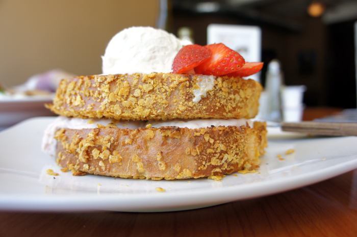 Brick Oven Bistro Stuffed French Toast