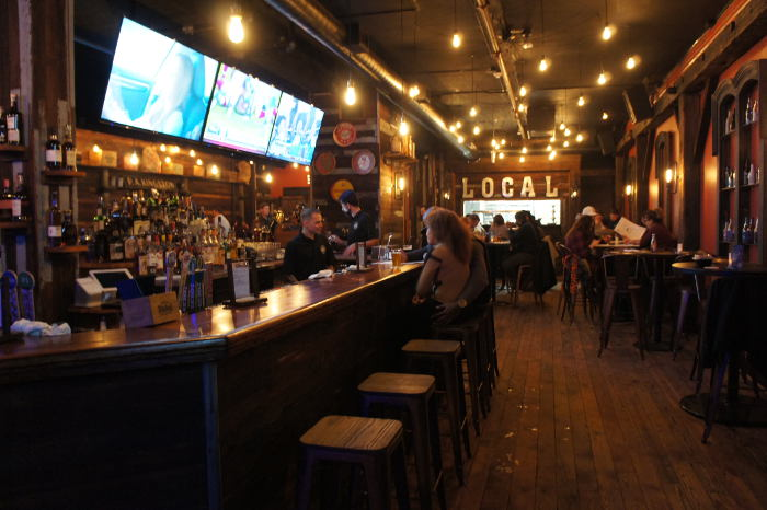 Local Kitchen Amp Beer Bar Reclaims Noir Space Step Out