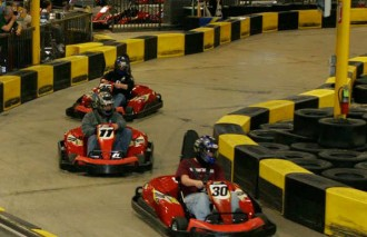 go cart racing in Buffalo NY