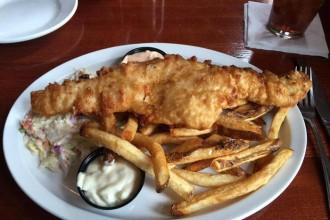 The Irishman's Fish Fry
