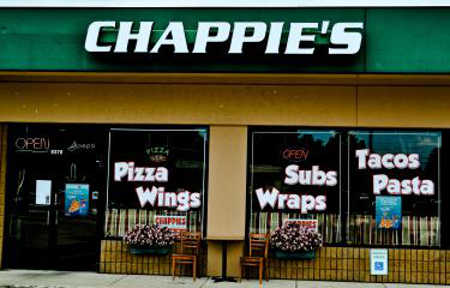 Chappies Northtown Pizza