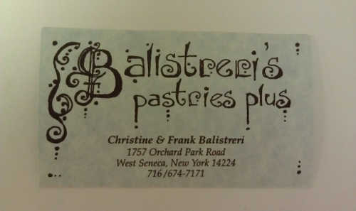 Balisteries Pastries Plus