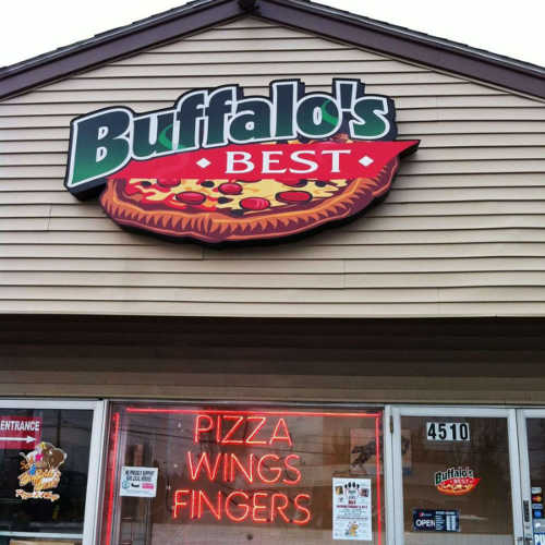 Buffalo's Best Pizza & Wings