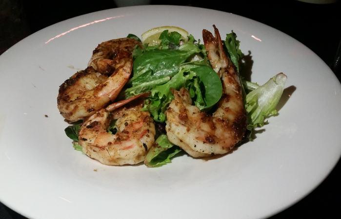 Grilled BBQ Shrimp