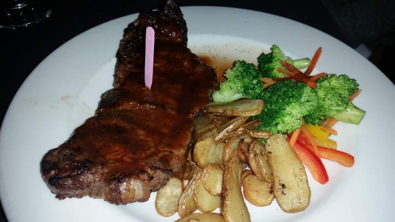 14 OZ NY Strip Steak