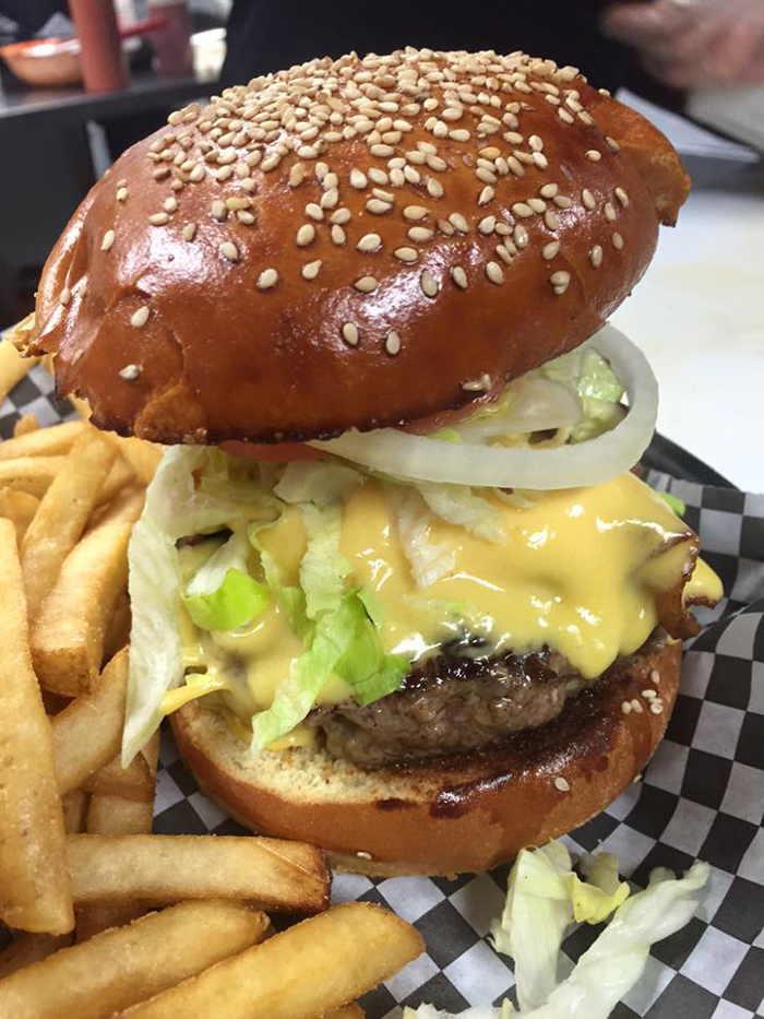 Doc Sullivan's Burger