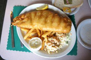 Hamlin House Fish Fry