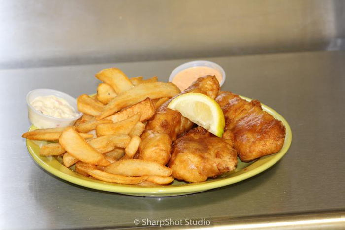 Tavern on Windsor Park's Fish Fry