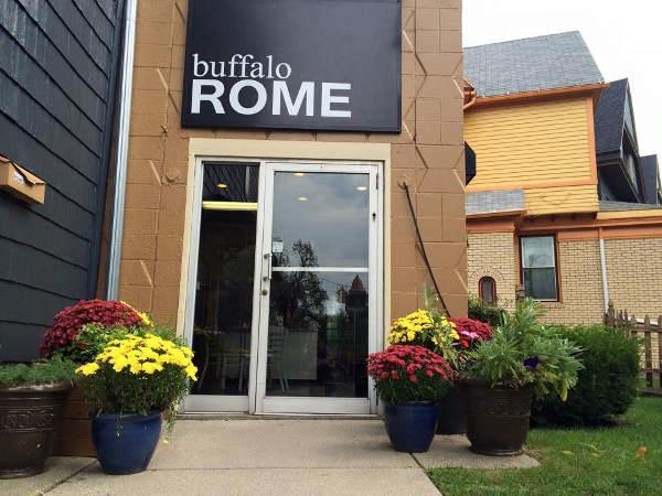 Buffalo Rome