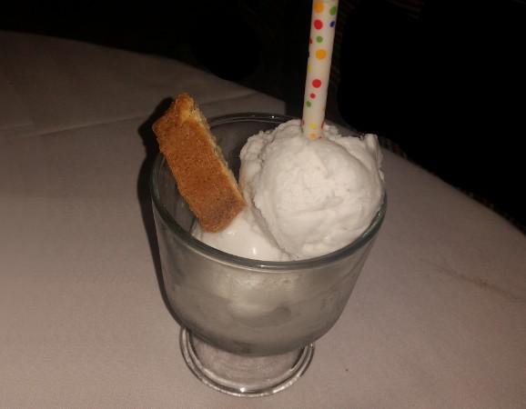 Coconut Sorbet