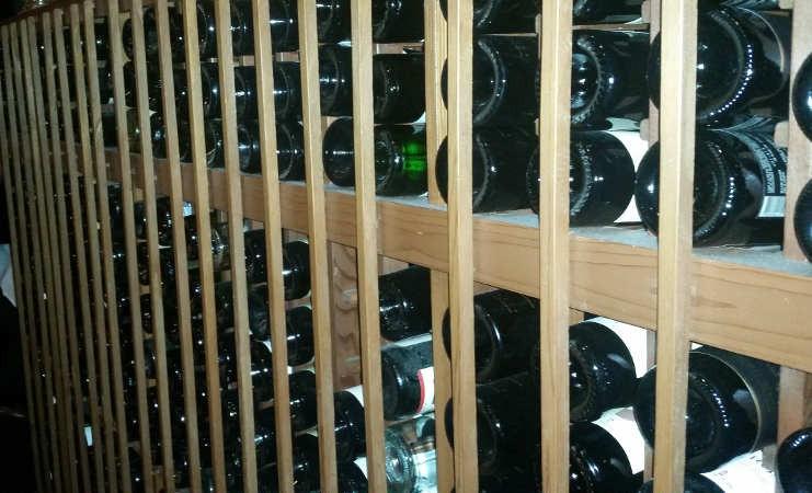 Wine Room at San Marco