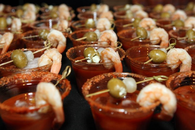 Buffalo Bloody Mary Fest Sun March 5 / Photo by Machelle Pohlman