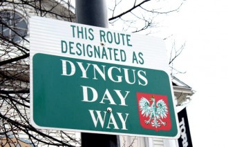 Dyngus day in buffalo