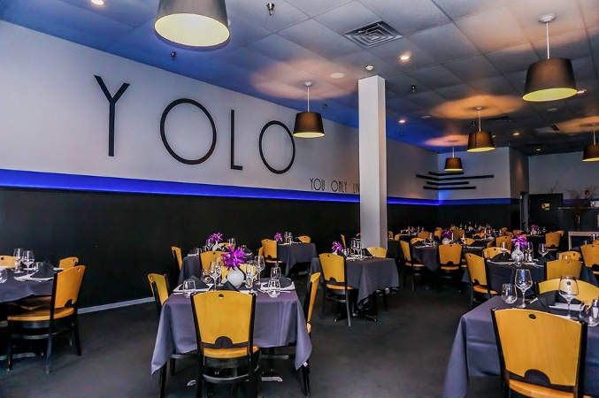 YOLO Restaurant + Lounge