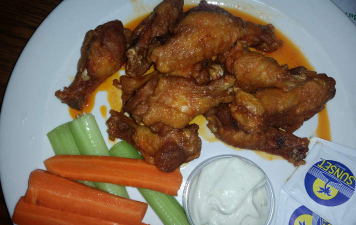 Cole's Awesome Wings