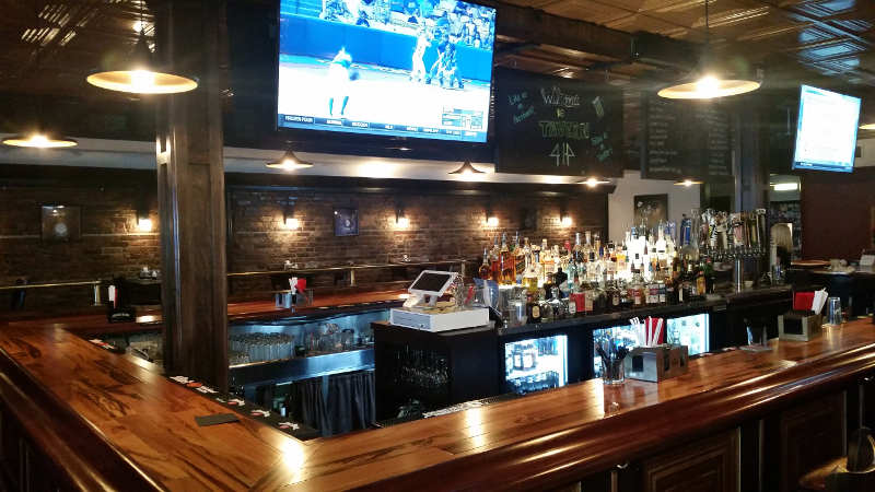 Tavern 414- bar