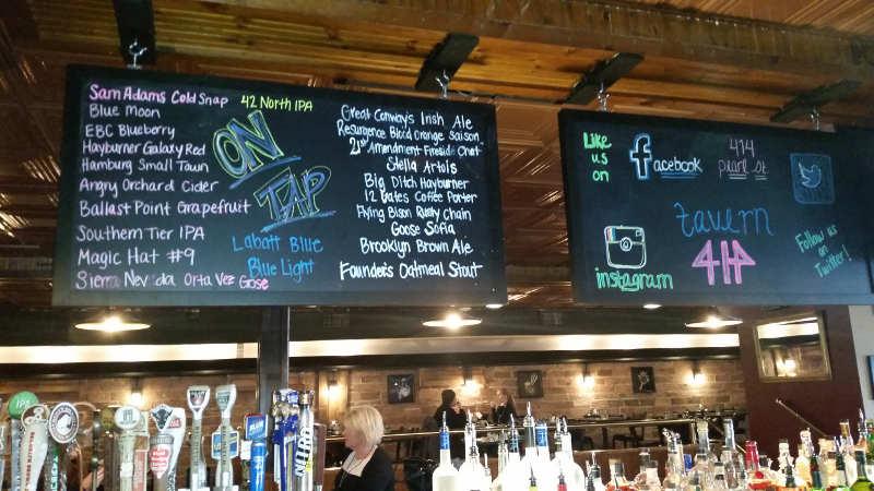 Tavern 414-bar
